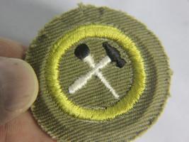 Vintage 1950s Boy Scouts Merit Badge- Home Repairs patch - $6.95