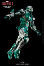 1/9 Scale Alloy Diecast DFS054 Iron Man MK31 Mark XXXI Piston Action Figure - $339.51