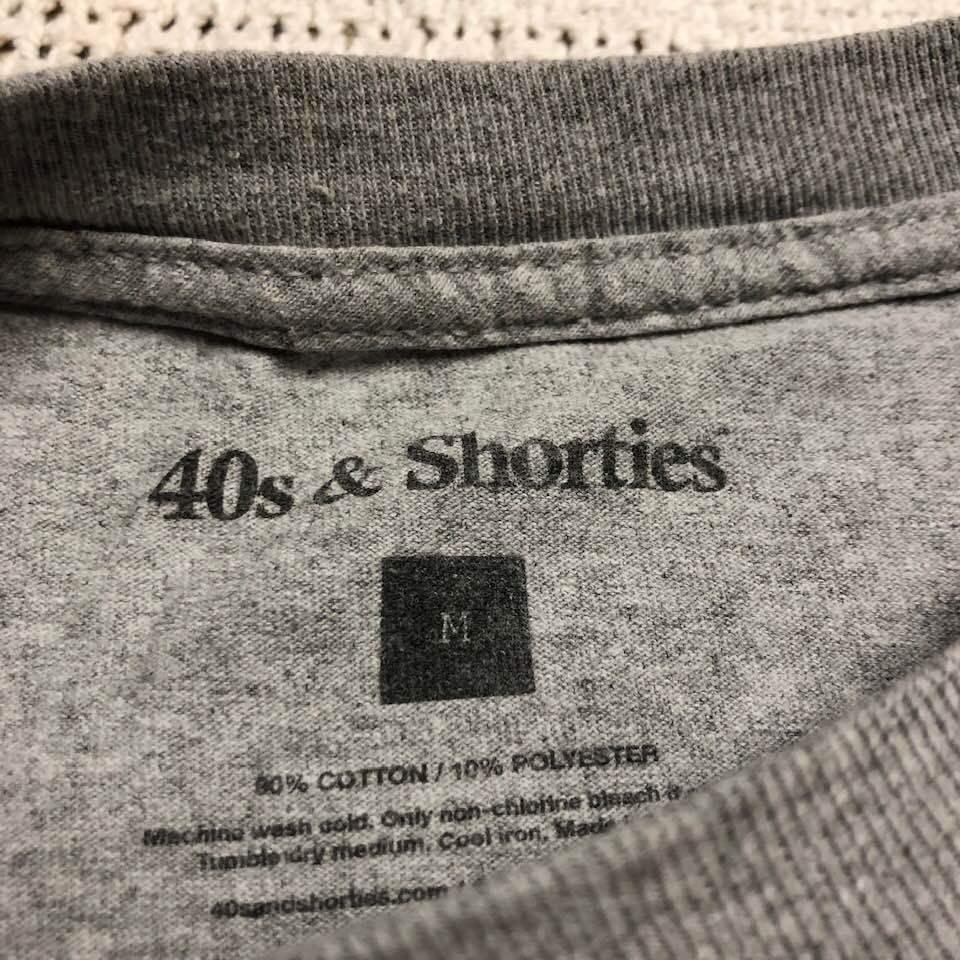 4b84e2f6ad6 40s   Shorties Gucci Mane Ice Cream Tattoo Face T-Shirt Men s Size ...