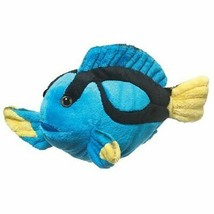Wildlife Artists Blue Tang Fish Plush Toy - $8.67