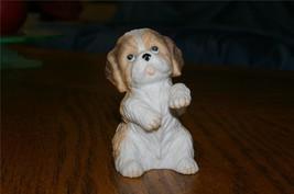 Homco Puppy Dog Figurine 1467 Home Interiors - $4.00