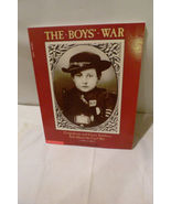 The Boys' War by Jim Murphy 1990 Scholastic edition - $8.95