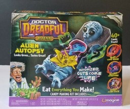 Doctor Dreadful Alien Autopsy (2012) Spin Master Candy Making Toy Kit - $34.64