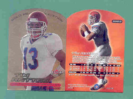 2000 Ultra Gold Medallion Tim Rattay Rookie Card 49ers - $2.00