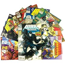 War Machine 14 Comic Book Lot Marvel VF Hawkeye Iron Man Cable - $29.65