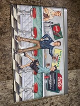 (1) Retro 1997 Coca~Cola Collectible Diner Tin Box - $18.69