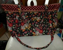 Vera Bradley Miller bag in retired Anastasia pattern - $75.00