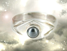 HAUNTED RING RISE FROM STUDENT TO SORCERER HIGHEST LIGHT COLLECTION OOAK... - $4,400.31