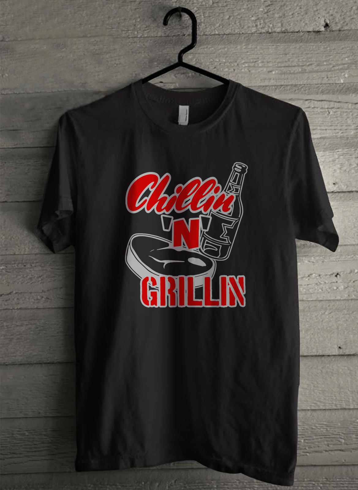 Chillin  n grillin  barbecue