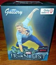 Marvel Gallery Netflix Iron Fist Gamestop Exclusive Iron Fist Statue - $45.99