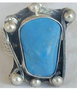 Turquoise ring-SR30 - $37.00