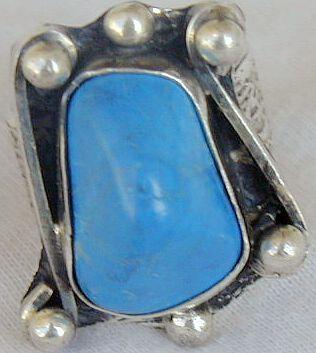 Turquoise ring-SR30