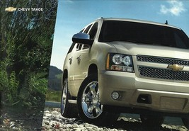 2008 Chevrolet TAHOE brochure catalog US 08 Chevy LTZ HYBRID - $8.00