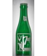 Vintage 7up bottle bubbles Lady Wausau WIS - $9.99