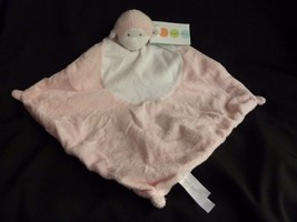 "Angel Dear 12"" Pink Monkey Security Blanket Lovey Plush Soft Baby Toy NEW - $29.35"