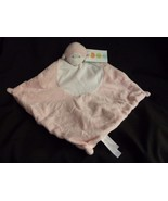 """Angel Dear 12"""" Pink Monkey Security Blanket Lovey Plush Soft Baby Toy NEW - $29.35"""