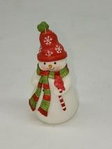 "Hallmark Keepsake 2005 ""A Happy Little Snowman"" w/ Bird Ornament - $9.89"