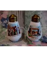 Guards Parade Tower Bridge UK Salt and Pepper Shaker Set London England ... - $9.95