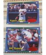 1997 Collector's Choice Baseball You Crash The Game Lot Of 2 Cards - $1.00