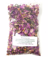 1 oz PINK ROSE PETAL Flowers Bud Flower Potpourri Soap Tea Wine Pure - $3.50