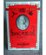 SIANG PURE OIL Pain Relief Dizziness 3cc - $3.39