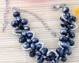 1bracelet black beads  thumb155 crop