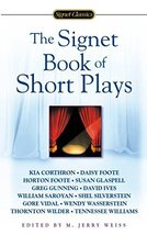 The Signet Book of Short Plays [Mass Market Paperback] Weiss, M. Jerry - $5.80