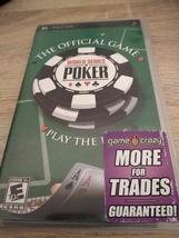 Sony PSP World Series Of Poker image 1