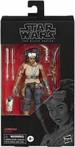 New Hasbro Star Wars The Black Series Jannah Action Figure - $15.99