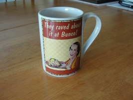 Bunco Gift Coffee Cup Mug - Olive Sandwiches for Santa Barbara - $6.45