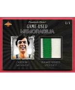 2020 Kevin McHale President's Choice Solitaire 1/1 Jersey Relic - Boston... - $75.99