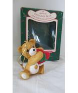 Christmas Hallmark Keepsake Collector's Series 1988 Cinnamon Bear Ornament - $5.89