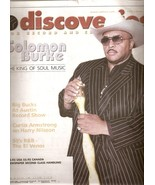 DISCOVERIES MAGAZINE JANUARY 2003 SOLMON BURKE  - $3.99