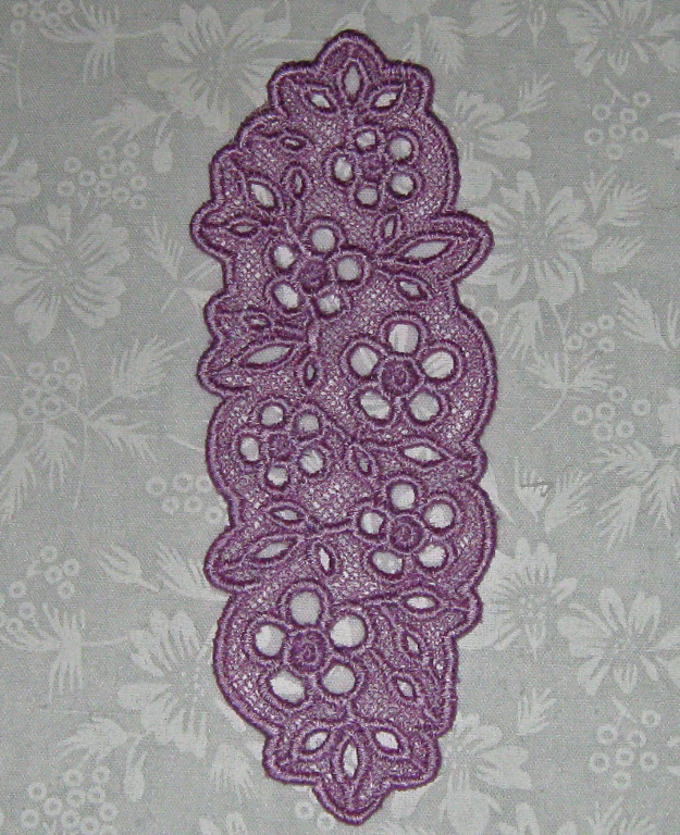 May flowers bookmark 4