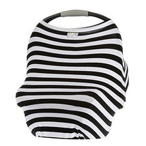 Itzy Ritzy 4-in-1 Nursing Cover, Car Seat Cover, Shopping Cart Cover and... - $24.06