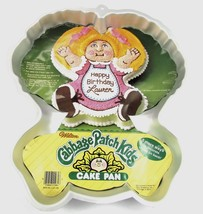 Vintage Cabbage Patch Kids Cake Pan by Wilton 1984 - 5 Ways to Decorate - ₹850.01 INR