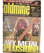 GOLDMINE MAGAZINE MAY 21,1999 IRON MAIDEN  - $3.99