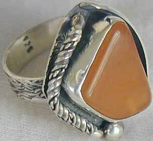 Amber ring-SR125