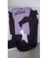 Puma girls sweat outfit size M - $14.00