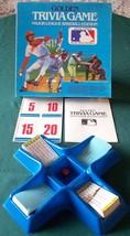 Golden Major League Baseball Trivia Game, 1984 VGC - $8.75