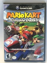Mario Kart Double Dash (Nintendo GameCube, 2003) Not For Resale Tested W... - $49.95