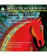 MALCOLM ARNOLD SYMPHONY NO 6 ETC CD RARE - $9.95