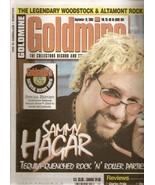 GOLDMINE MAGAZINE SAMMY HAGAR SEPTEMBER 2003 - $3.99