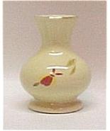 Hall China Autumn Leaf 1994 NALCC Bud Vase Jewel T Tea - $34.95