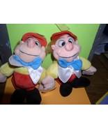 Disney Alice In Wonderland Tweele Dum Dee Bean Bags - $28.59