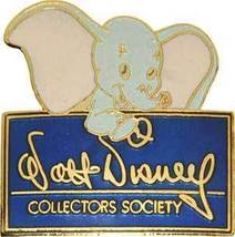Walt Disney Classic Society - Dumbo 1995  pin/pins - $29.02