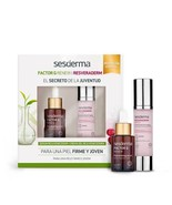 Sesderma Pack Factor G Serum 30Ml + Resveraderm Antiox Gel Cream 50Ml - $82.61
