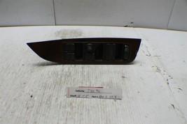 1993-1997 Infiniti J30 Left Driver Master Power Window Switch OEM Box4 04 15F5 - $19.79