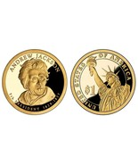 Andrew Jackson Presidential Dollar Coin, Uncirculated - €2,22 EUR