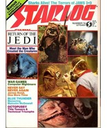 STARLOG MAGAZINE #074 SEP 1983 VF RARE - $7.95